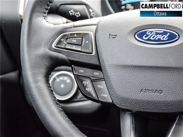 2018 Ford Escape SEL AWD-LEATHER-NAV-POWER ROOF (Stk: 942860) in Ottawa - Image 19 of 22