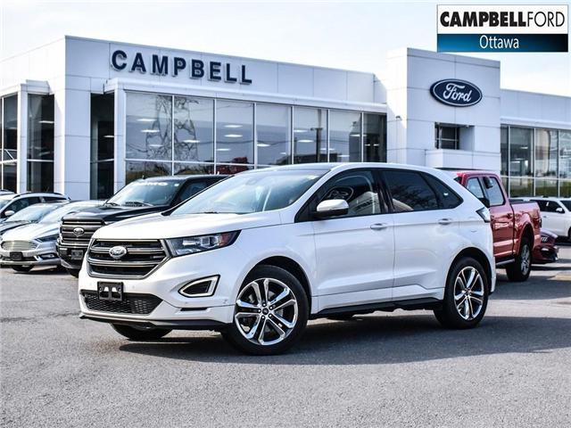 2015 Ford Edge Sport WOW-54.000 KMS-EVERY OPTION (Stk: 1814051) in Ottawa - Image 1 of 23