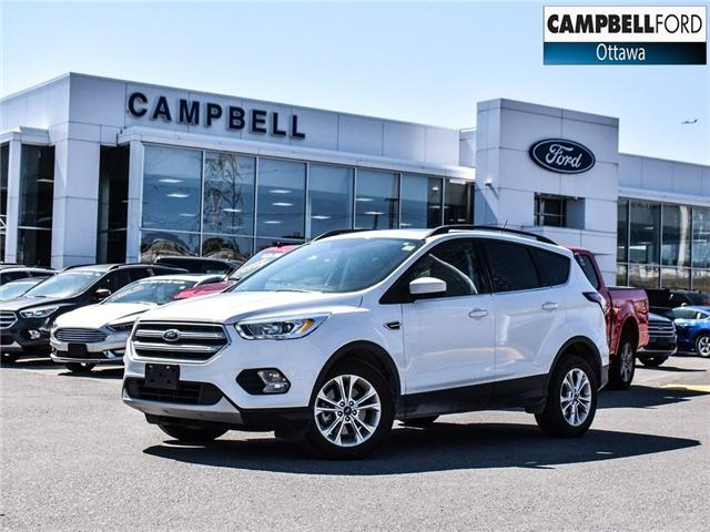 2018 Ford Escape SEL AWD-LEATHER-NAV---LOW KMS (Stk: 943780) in Ottawa - Image 1 of 24
