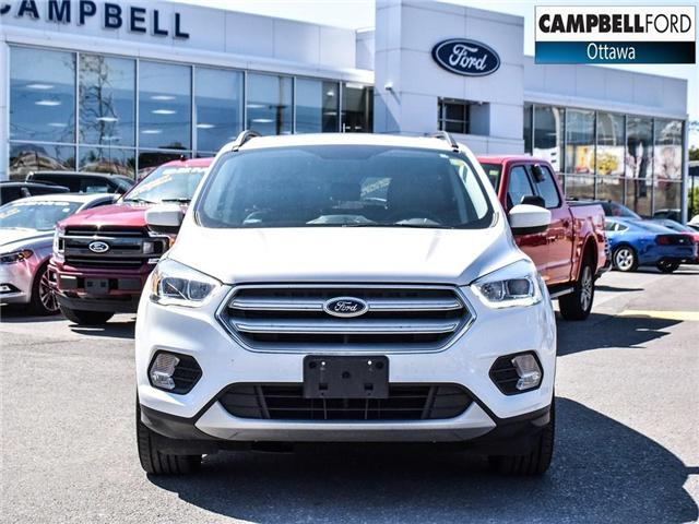 2018 Ford Escape SEL AWD-LEATHER-NAV---LOW KMS (Stk: 943780) in Ottawa - Image 2 of 24