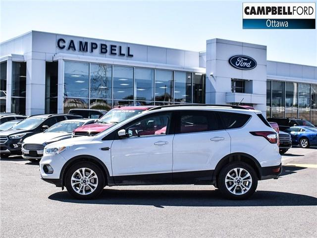 2018 Ford Escape SEL AWD-LEATHER-NAV---LOW KMS (Stk: 943780) in Ottawa - Image 3 of 24