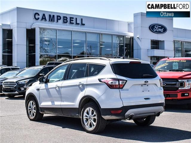 2018 Ford Escape SEL AWD-LEATHER-NAV---LOW KMS (Stk: 943780) in Ottawa - Image 4 of 24