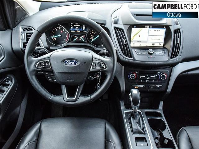 2018 Ford Escape SEL AWD-LEATHER-NAV---LOW KMS (Stk: 943780) in Ottawa - Image 22 of 24