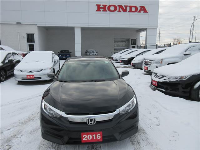 2016 Honda Civic LX (Stk: VA3294) in Ottawa - Image 2 of 10
