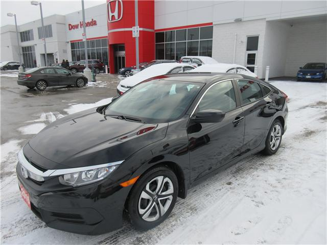 2016 Honda Civic LX (Stk: VA3294) in Ottawa - Image 1 of 10