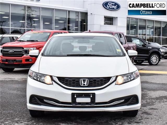 2015 Honda Civic LX AIR-LOADED (Stk: 944321) in Ottawa - Image 2 of 22