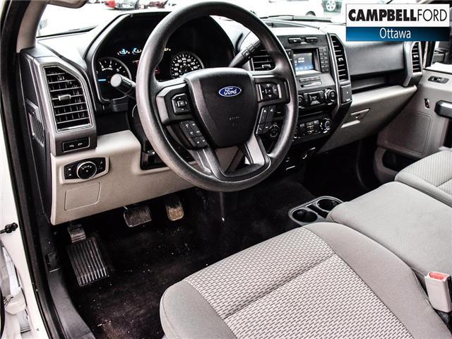 2017 Ford F-150 XLT XLT-5.0 LITER-18,000 KMS (Stk: 944520) in Ottawa - Image 11 of 23