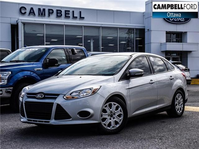 2014 Ford Focus SE-AIR---50,000-EXTRA CLEAN (Stk: 944670) in Ottawa - Image 1 of 27