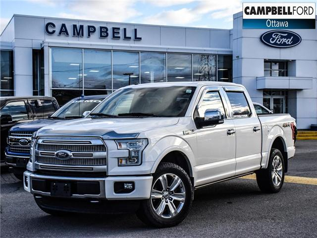 2016 Ford F-150 Platinum 44,000 KMS-LOADED--MUST SEE (Stk: 944810) in Ottawa - Image 1 of 30