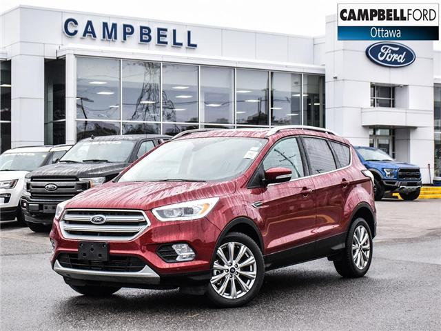 2018 Ford Escape Titanium AWD-ONLY 1 AT THIS PRICE (Stk: 944950) in Ottawa - Image 1 of 22