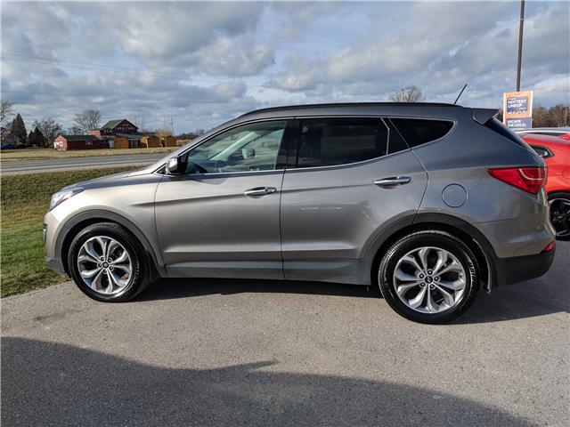 2016 Hyundai Santa Fe Sport 2.0T Limited (Stk: 80166A) in Goderich - Image 2 of 16