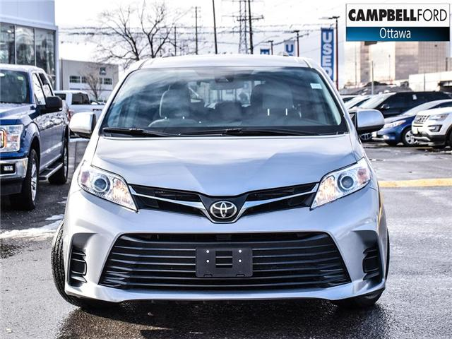 2018 Toyota Sienna LE 8-Passenger-LOADED--ONLY 1 (Stk: 945420) in Ottawa - Image 2 of 22