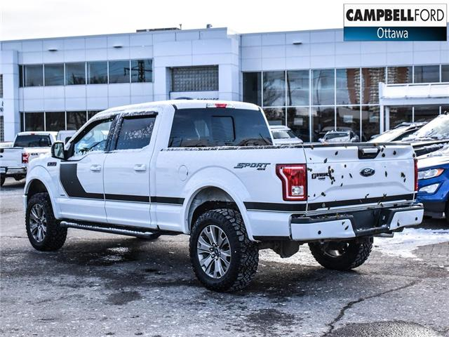 2017 Ford F-150 XLT LEATHER-SPORT-13,000 KMS (Stk: 1820161) in Ottawa - Image 3 of 23