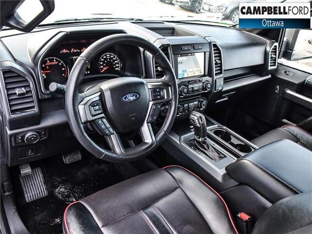 2017 Ford F-150 XLT LEATHER-SPORT-13,000 KMS (Stk: 1820161) in Ottawa - Image 9 of 23