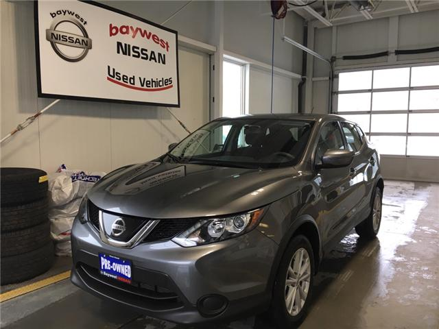 2018 Nissan Qashqai S (Stk: P0632) in Owen Sound - Image 1 of 12