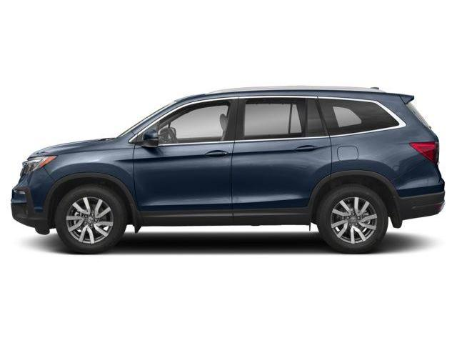 2019 Honda Pilot EX-L Navi (Stk: 56958D) in Scarborough - Image 2 of 9
