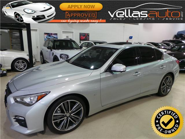 2014 Infiniti Q50  (Stk: NP3260) in Vaughan - Image 1 of 27