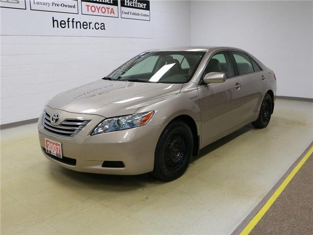 2007 Toyota Camry Hybrid Base (Stk: 186464) in Kitchener - Image 1 of 25