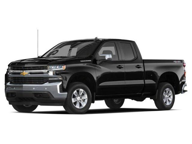 2019 Chevrolet Silverado 1500 Silverado Custom Trail Boss (Stk: 9193610) in Scarborough - Image 1 of 3