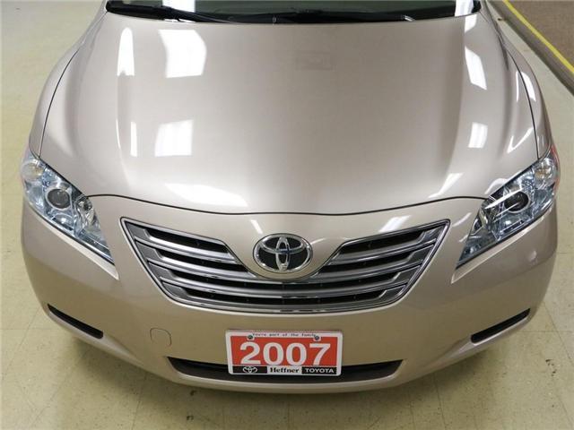2007 Toyota Camry Hybrid Base (Stk: 186464) in Kitchener - Image 21 of 25
