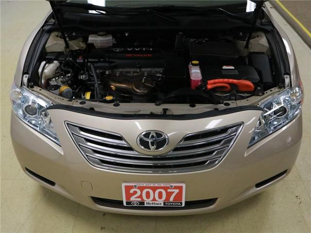 2007 Toyota Camry Hybrid Base (Stk: 186464) in Kitchener - Image 22 of 25