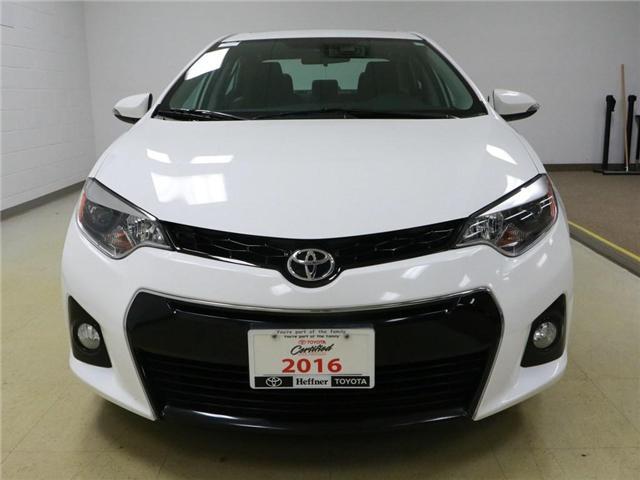 2016 Toyota Corolla  (Stk: 186467) in Kitchener - Image 19 of 27