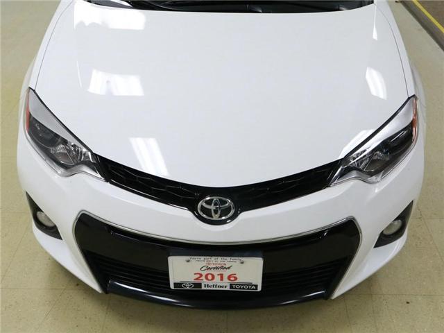 2016 Toyota Corolla  (Stk: 186467) in Kitchener - Image 23 of 27