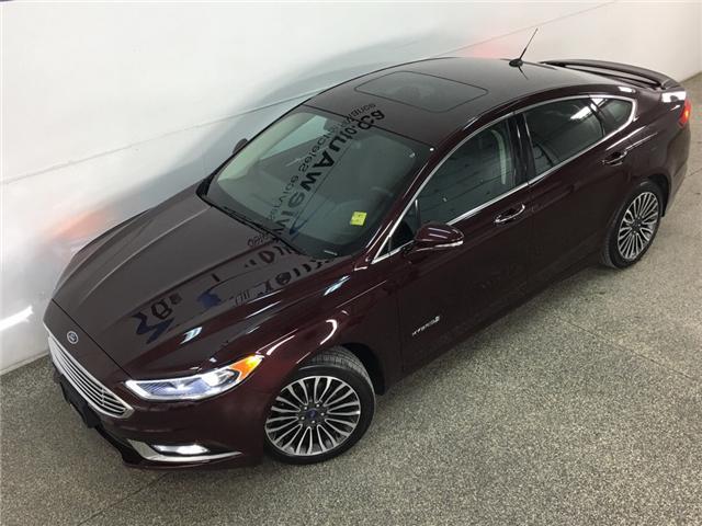 2018 Ford Fusion Hybrid Titanium (Stk: 34060J) in Belleville - Image 2 of 30