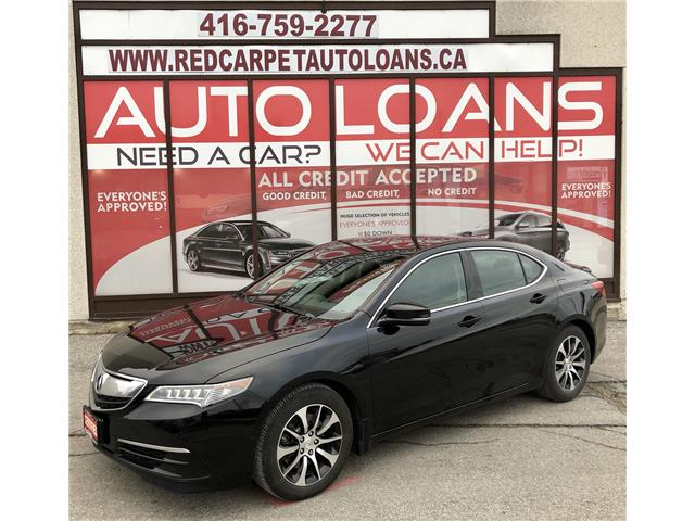 2015 Acura TLX Tech (Stk: 800904) in Toronto - Image 1 of 14