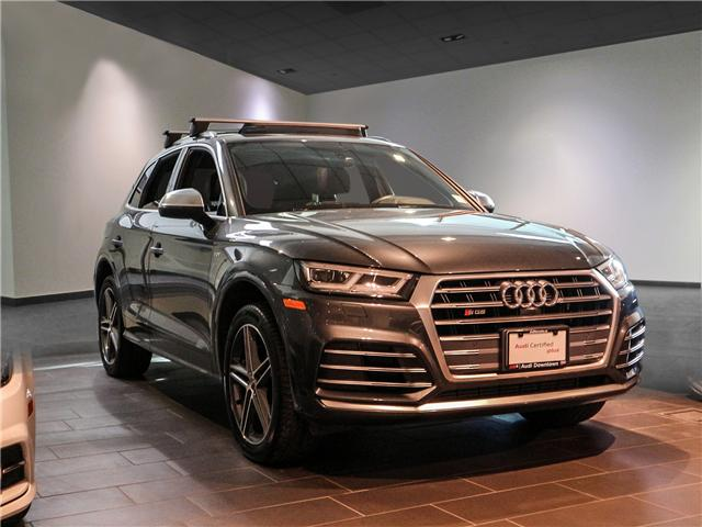 2018 Audi SQ5 3.0T Progressiv (Stk: P2992) in Toronto - Image 3 of 25