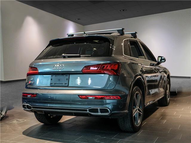 2018 Audi SQ5 3.0T Progressiv (Stk: P2992) in Toronto - Image 4 of 25