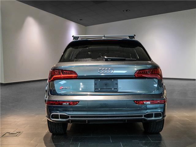 2018 Audi SQ5 3.0T Progressiv (Stk: P2992) in Toronto - Image 5 of 25