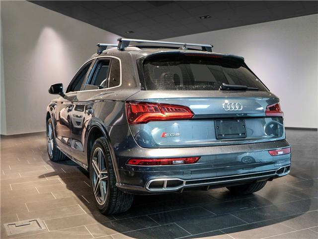 2018 Audi SQ5 3.0T Progressiv (Stk: P2992) in Toronto - Image 6 of 25