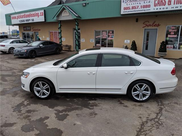 2015 Volkswagen Passat 1.8 TSI Highline (Stk: ) in Bolton - Image 2 of 27