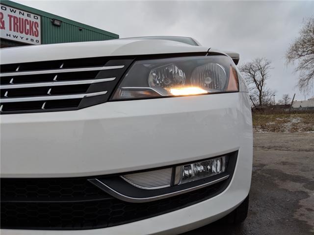 2015 Volkswagen Passat 1.8 TSI Highline (Stk: ) in Bolton - Image 9 of 27