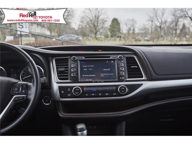 2018 Toyota Highlander XLE (Stk: 76183) in Hamilton - Image 13 of 20