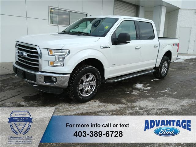 2015 Ford F-150 XLT (Stk: J-1250A) in Calgary - Image 1 of 17