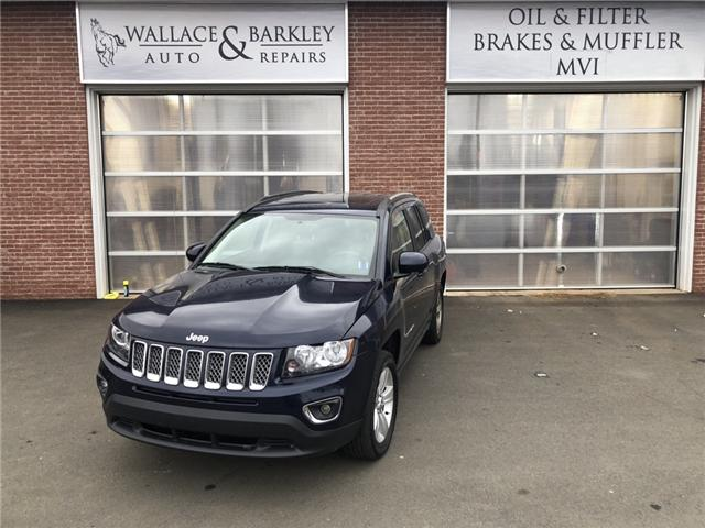 2016 Jeep Compass Sport/North (Stk: 610960) in Truro - Image 1 of 7
