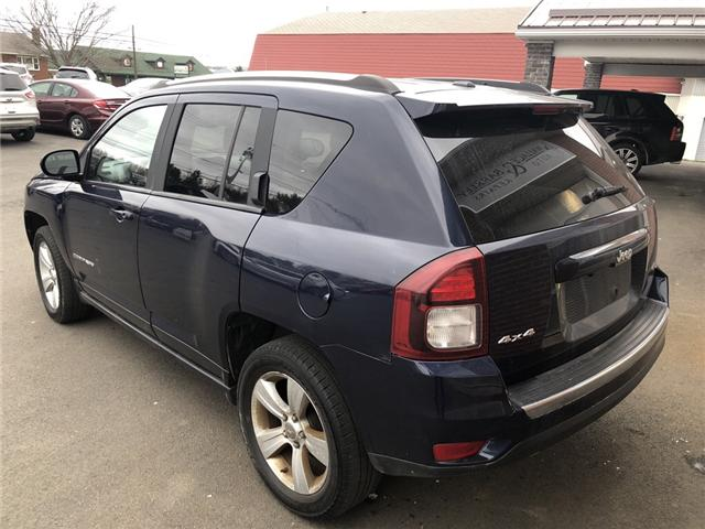 2016 Jeep Compass Sport/North (Stk: 610960) in Truro - Image 2 of 7