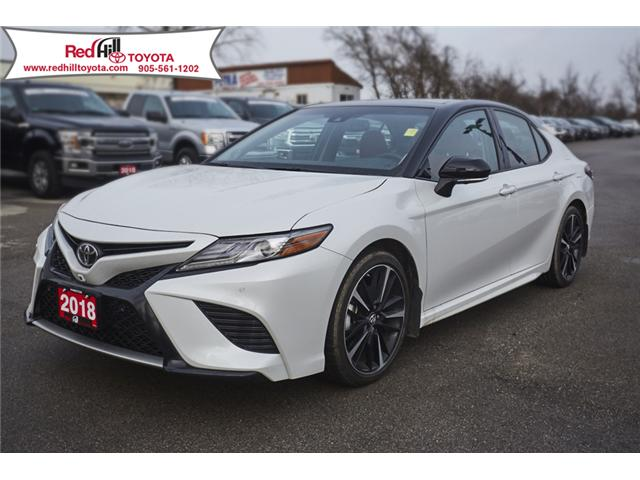 2018 Toyota Camry XSE V6 (Stk: 76322) in Hamilton - Image 1 of 22