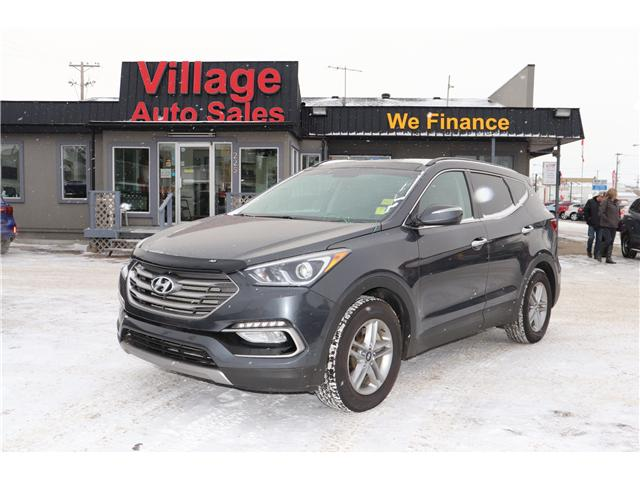 2017 Hyundai Santa Fe Sport 2.4 SE (Stk: P35792) in Saskatoon - Image 1 of 30