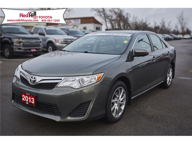 2013 Toyota Camry LE (Stk: 75980) in Hamilton - Image 1 of 20