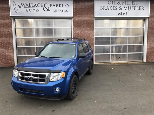 2012 Ford Escape XLT (Stk: B85444) in Truro - Image 1 of 7