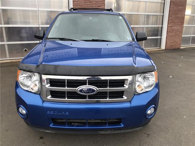 2012 Ford Escape XLT (Stk: B85444) in Truro - Image 2 of 7