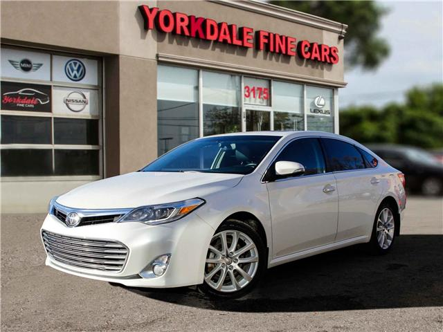 2014 Toyota Avalon Limited (Stk: Y1 7888) in Toronto - Image 1 of 27