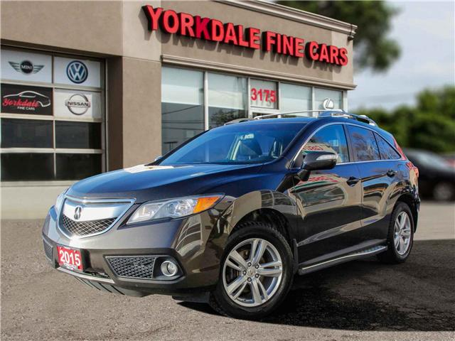 2015 Acura RDX  (Stk: Y1 2152) in Toronto - Image 1 of 24