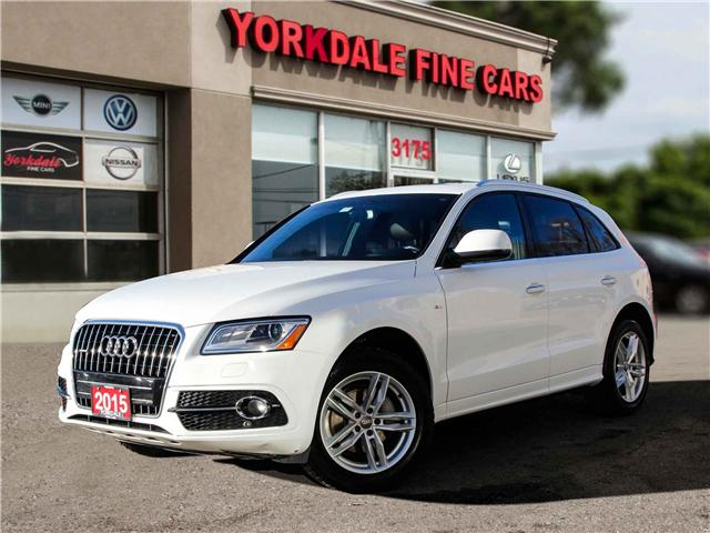 2015 Audi Q5 2.0T Progressiv (Stk: Y1 5216) in Toronto - Image 1 of 26