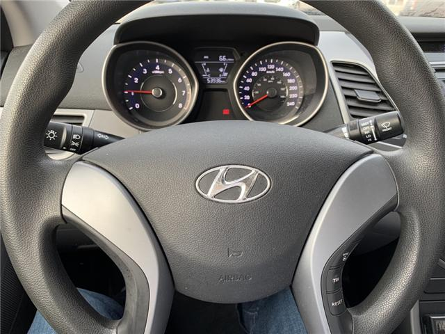 2016 Hyundai Elantra GL (Stk: 718301) in Truro - Image 8 of 8