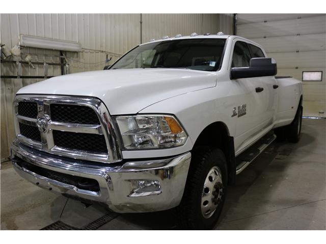 2016 RAM 3500 SLT (Stk: JT159A) in Rocky Mountain House - Image 1 of 24