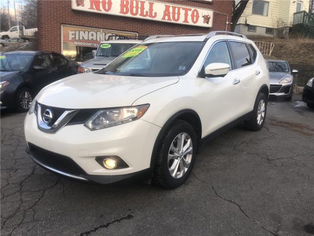 2015 Nissan Rogue SV (Stk: ) in Dartmouth - Image 1 of 18